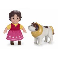 Coffret Famosa Heidi et Son Animal 17 cm