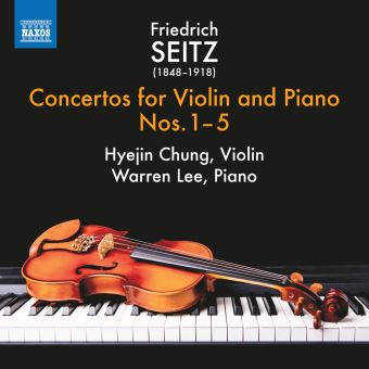 CONCERTOS FOR VIOLIN AND PIANO NOS.1-5