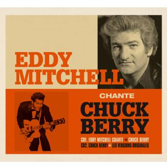 EDDY MITCHELL CHANTE CHUCK BERRY/2CD