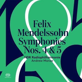Symphonies numéros 4 et 5