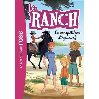 Le ranchLa compétition d'équisurf