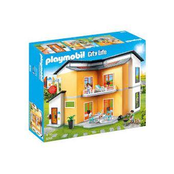 9266 Modern Woonhuis Maison Moderne Playmobil Fnac Be
