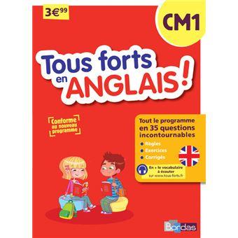 Tous forts en Anglais ! CM1