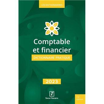 Dictionnaire comptable et financier
