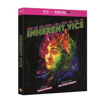 Inherent vice - Blu Ray