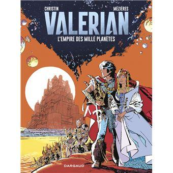 Valérian et LaurelineL'empire des mille planètes