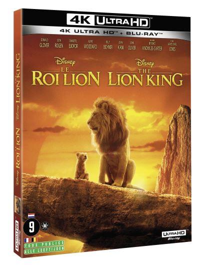Le Roi Lion [Disney - 2019] - Page 34 Le-Roi-Lion-Blu-ray-4K-Ultra-HD