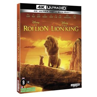 Le Roi lionThe Lion King-BIL-BLURAY 4K
