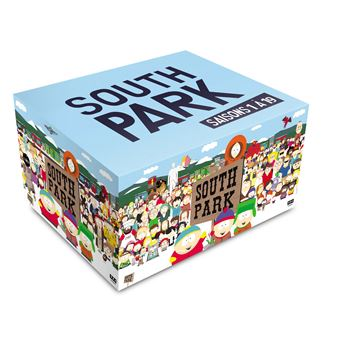 South ParkCoffret South Park Saisons 1 à 19 DVD