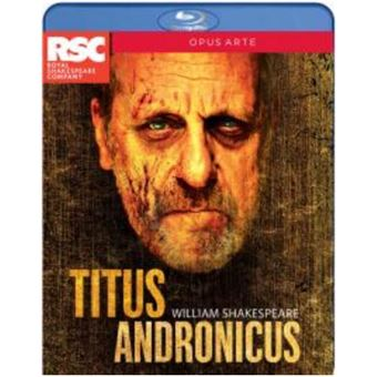 ROYAL SHAKESPEARE COMPANY-FR-BLURAY