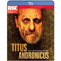 Titus Andronicus Blu-ray