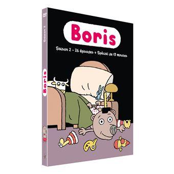 Boris Saison 2 Dvd Dvd Zone 2 Achat Prix Fnac