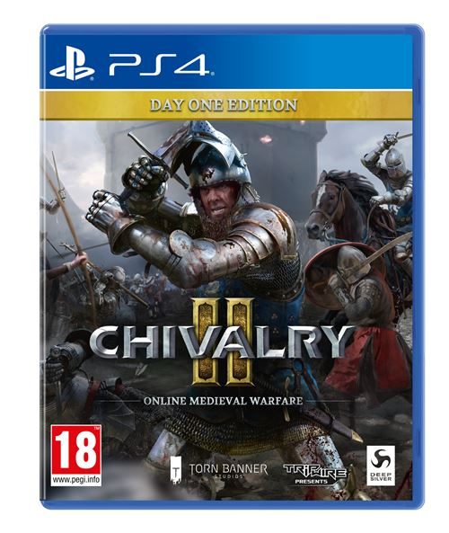 Chivalry 2 Day One Edition PS4