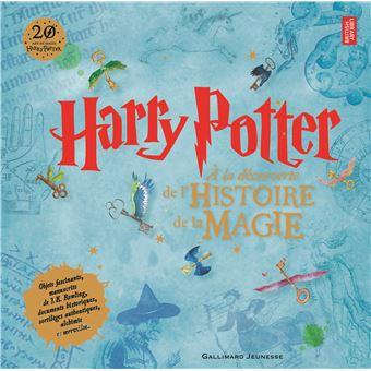 Harry PotterHarry potter a la decouverte de l'histoire de la magie