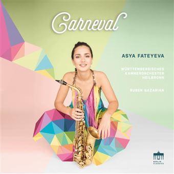 Carneval Voyage à travers l'histoire du saxophone