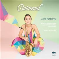 Carneval/voyage a travers l histoire du saxophone