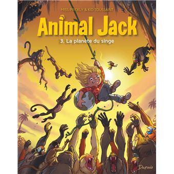 Animal JackAnimal Jack - La planète du singe