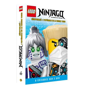 Ninjago lego ninjago saison 3 dvd dvd zone 2 jillian - Ninjago saison 2 ...
