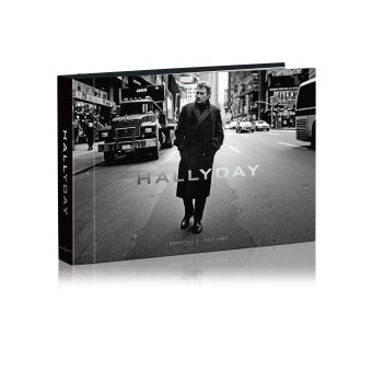 L'intégrale Johnny Hallyday