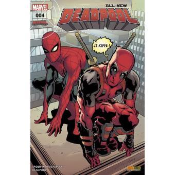 DeadpoolAll-new deadpool n° 4