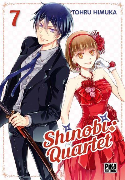 Shinobi Quartet T07 - 9782811646981 - 4,49 €