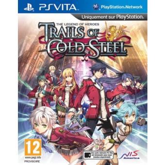 Trails of Cold Steel PS Vita