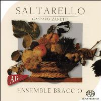 Saltarello - Super Audio CD hybride