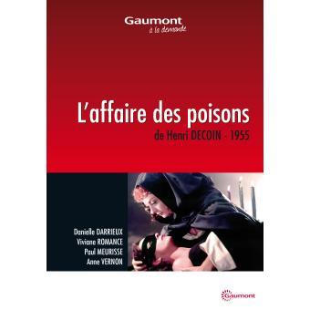 L'affaire des poisons DVD