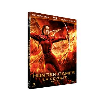 Hunger GamesHunger Games - La Révolte : Partie 2 Blu-ray