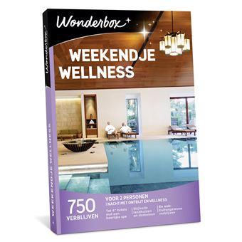 Wonderbox NL Weekendje wellness