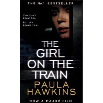 GIRL ON THE TRAIN (FILM TIE-IN)
