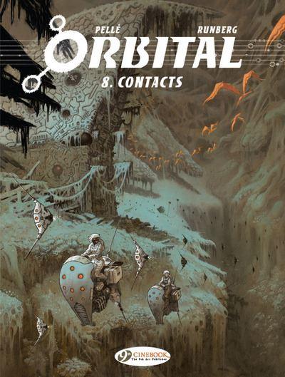 Orbital Volume 8 - Contacts