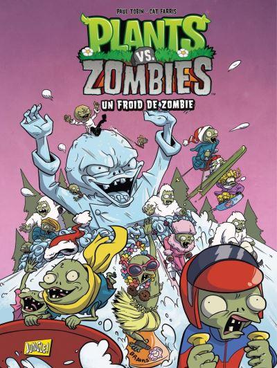 Plants vs Zombies - Tome 13 - Un froid de Zombie