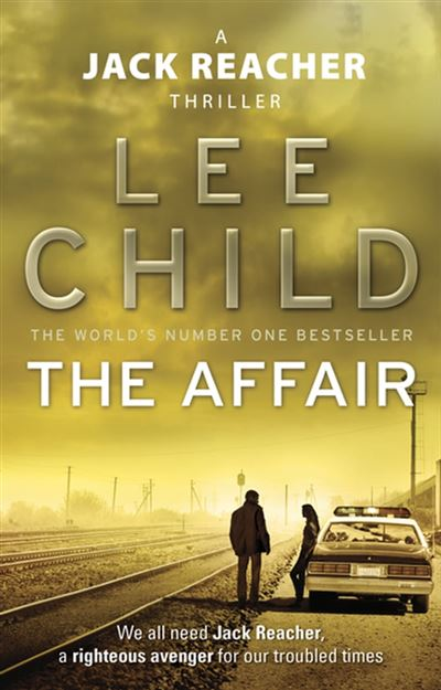 The Affair - (Jack Reacher 16) - 9781409011446 - 8,49 €