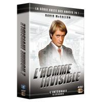 L'homme invisible - Coffret intégral 4 DVD