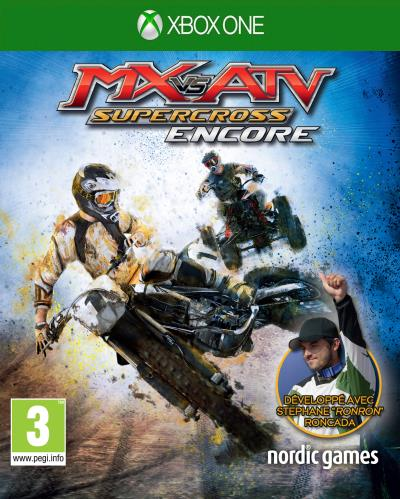 MX vs. ATV Supercross Encore Xbox One