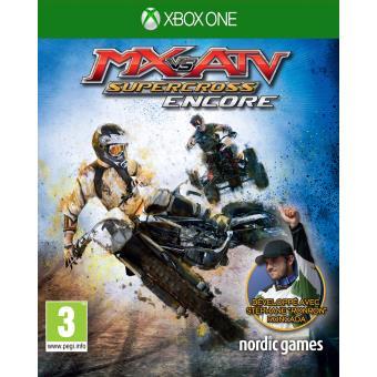 MX VS. ATV: SUPERCROSS ENCORE Ù XBOX ONE