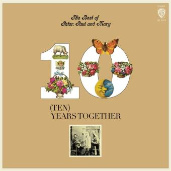 BEST OF PETER PAUL & MARY/LP
