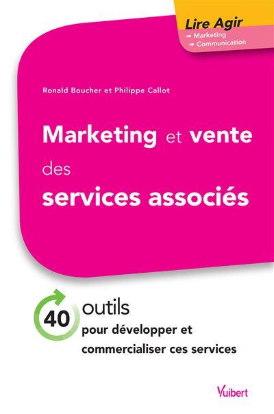 Marketing et vente des services associés