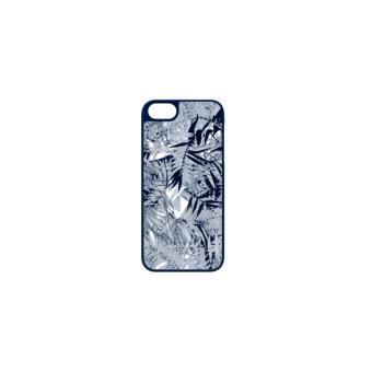 Coque iPhone 5S/SE Christian Lacroix Eden Roc Bleue
