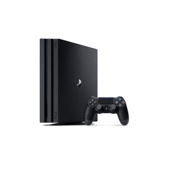 console sony ps4 pro 1 to console de jeux de salon achat prix soldes fnac. Black Bedroom Furniture Sets. Home Design Ideas
