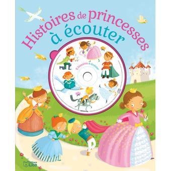 Histoires de princesses à écouter