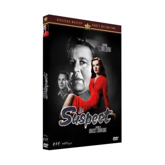 The Suspect DVD