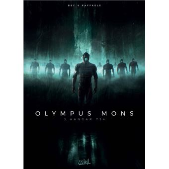 Olympus MonsHangar 754