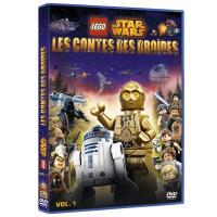 Lego Star Wars Les contes des droïdes Volume 1 DVD