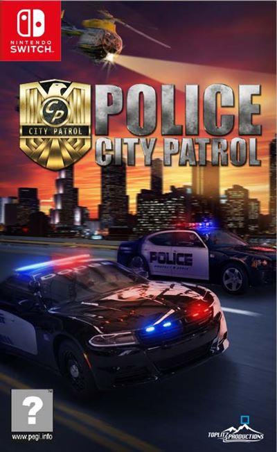 City Patrol Police Nintendo Switch