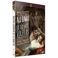 Ali Baba et les Quarante Voleurs DVD