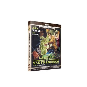 La Belle de San Francisco Blu-ray