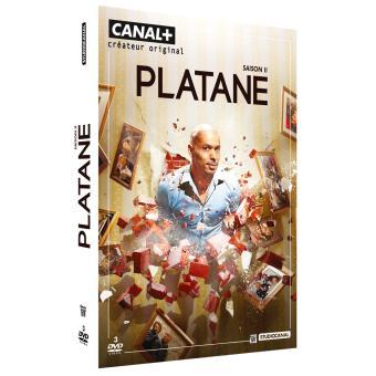 Platane Coffret de la Saison 2 DVD