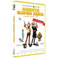 Agents super zéro DVD
